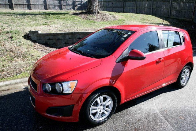 Used 2015 Chevrolet Sonic in High Point, NC