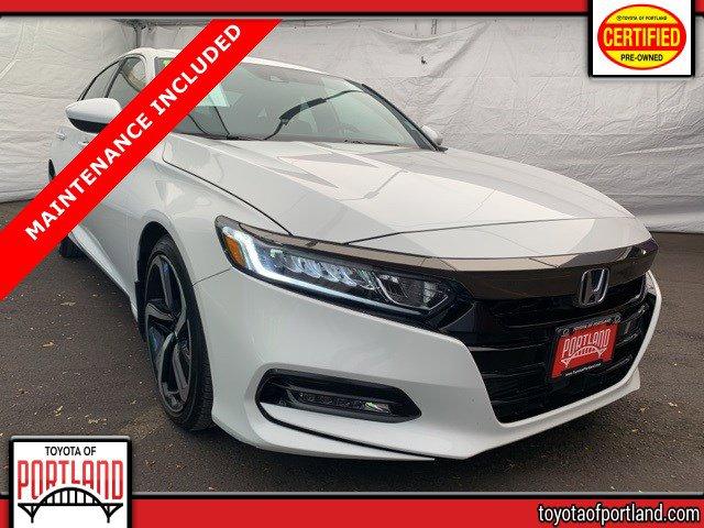 Used 2018 Honda Accord Sedan in , OR