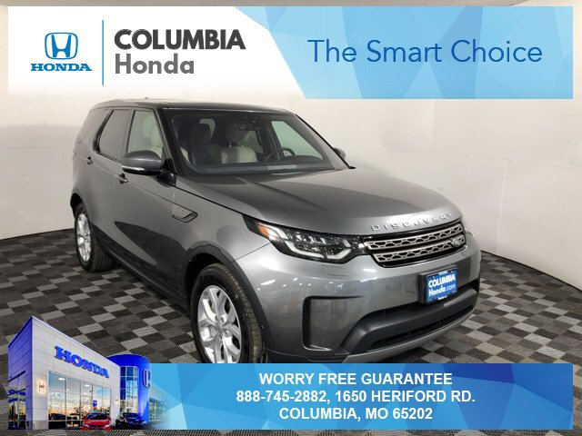 Used 2019 Land Rover Discovery in Columbia, MO