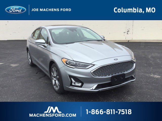 New 2020 Ford Fusion Hybrid in , MO