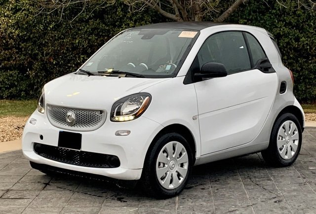 Used 2016 smart fortwo in Abilene, TX