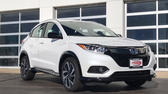 New 2020 Honda HR-V in Elgin, IL