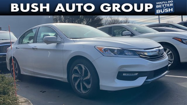 2016 Honda Accord Sedan EX-L 4dr I4 CVT EX-L w/Navi & Honda Sensing Regular Unleaded I-4 2.4 L/144 [0]