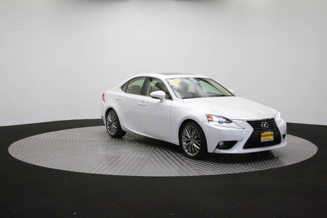 2014 Lexus IS 250 for sale 125127 47