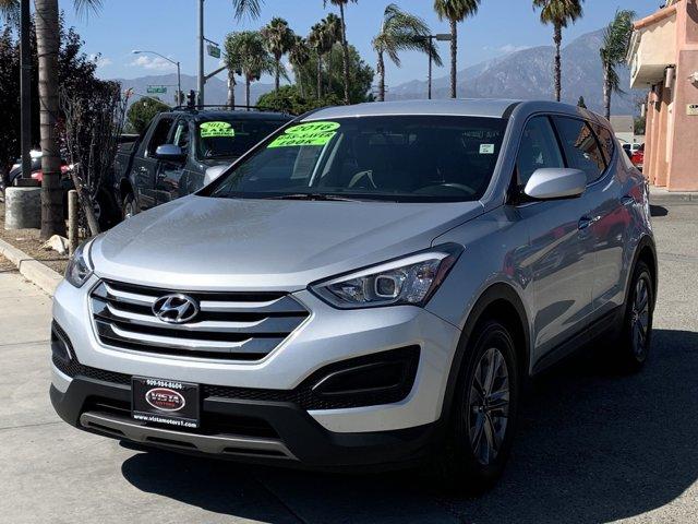2016 Hyundai Santa Fe Sport 4D Sport Utility 4-Cyl GDI 2.4L AWD