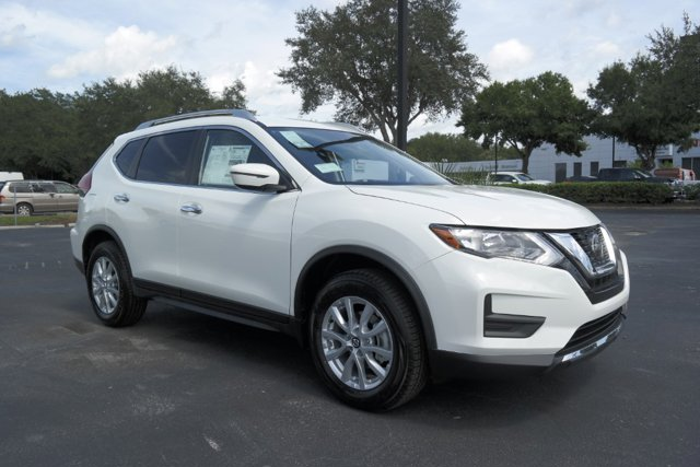 New 2020 Nissan Rogue in Tampa, FL