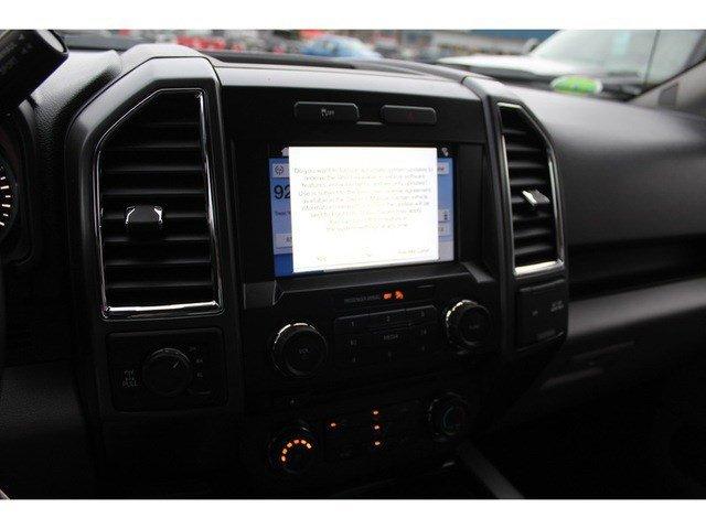 New 2017 Ford F-150 4WD Box