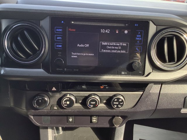 Used 2017 Toyota Tacoma TRD Sport Double Cab 5' Bed V6 4x4 MT