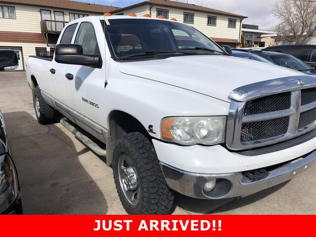 Used 2003 Dodge Ram 3500 in Greeley, CO