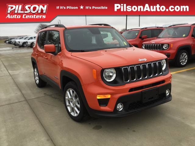 New 2019 Jeep Renegade in Mattoon, IL