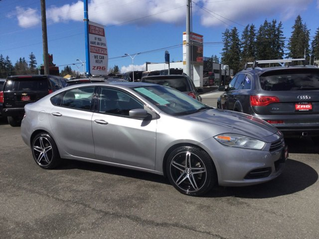 Used 2016 Dodge Dart 4dr Sdn SE