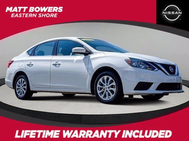 Used 2019 Nissan Sentra in New Orleans, and Slidell, LA