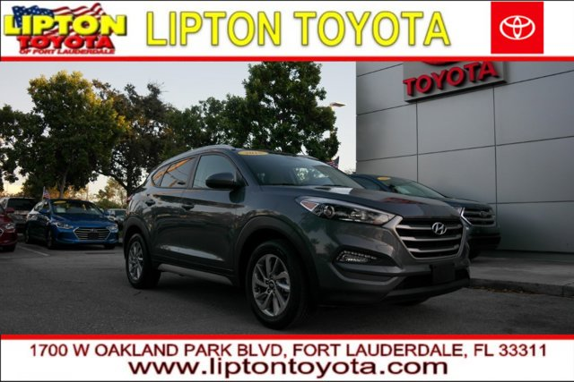 Used 2018 Hyundai Tucson in Ft. Lauderdale, FL