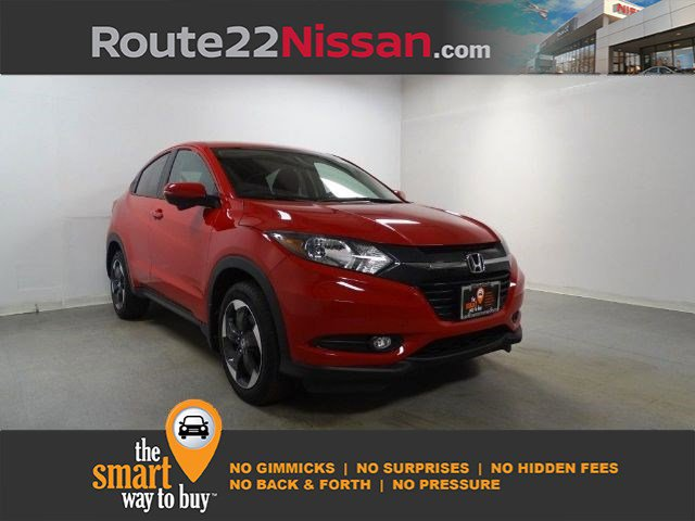 2018 Honda HR-V EX EX AWD CVT Regular Unleaded I-4 1.8 L/110 [5]