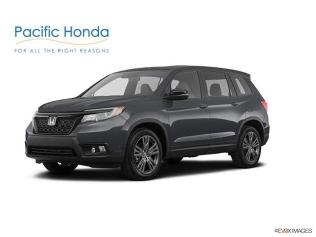 New 2019 Honda Passport in San Diego, CA