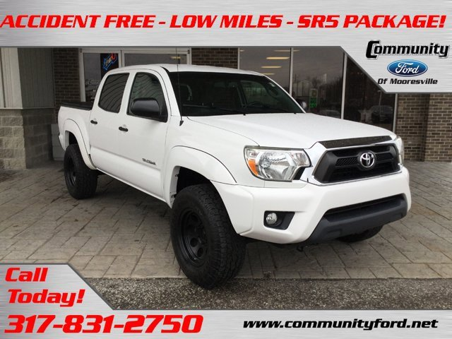 Used 2013 Toyota Tacoma in Bloomington, IN