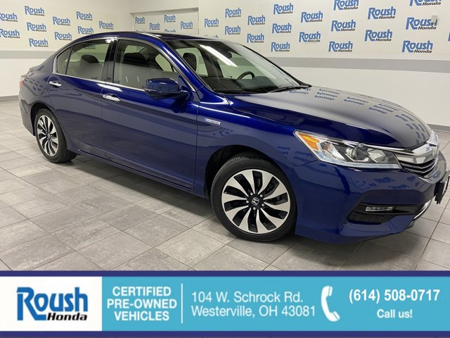 Used 2017 Honda Accord Hybrid in Westerville, OH