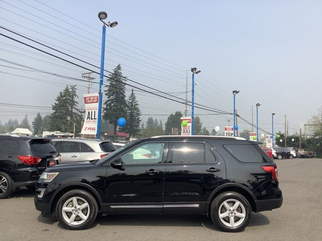 Used 2016 Ford Explorer 4WD 4dr XLT