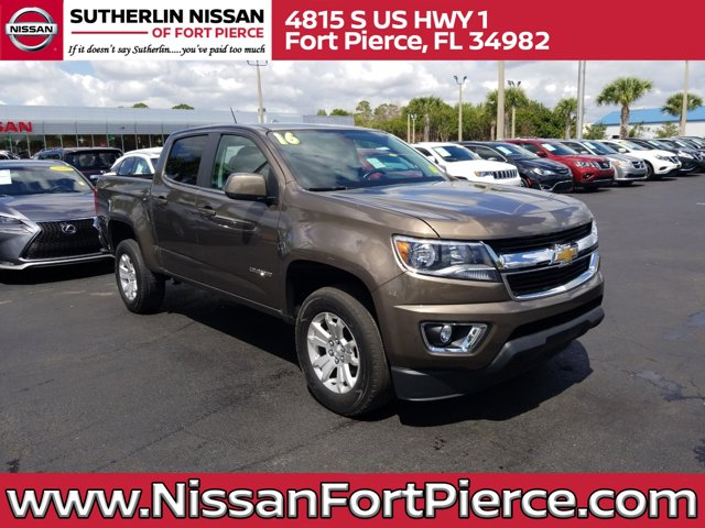 Used 2016 Chevrolet Colorado in Fort Pierce, FL