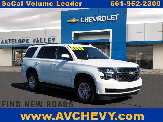 2019 Chevrolet Tahoe LT 2WD 4dr LT Gas/Ethanol V8 5.3L/ [0]