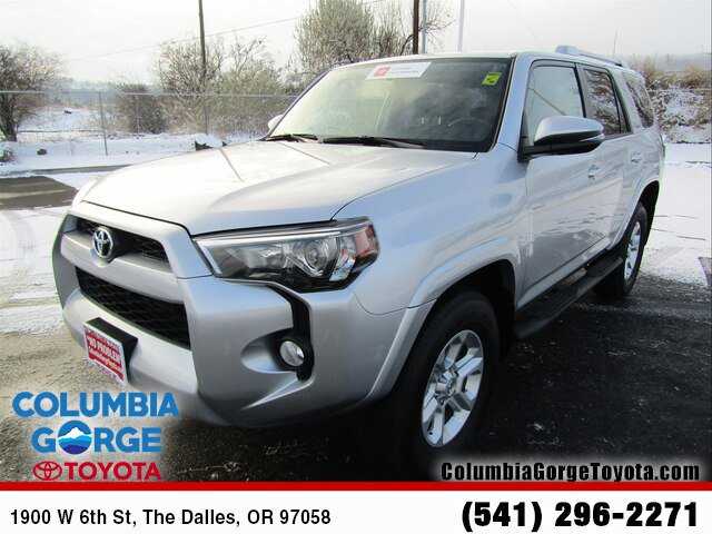 Used 2018 Toyota 4Runner in The Dalles, OR