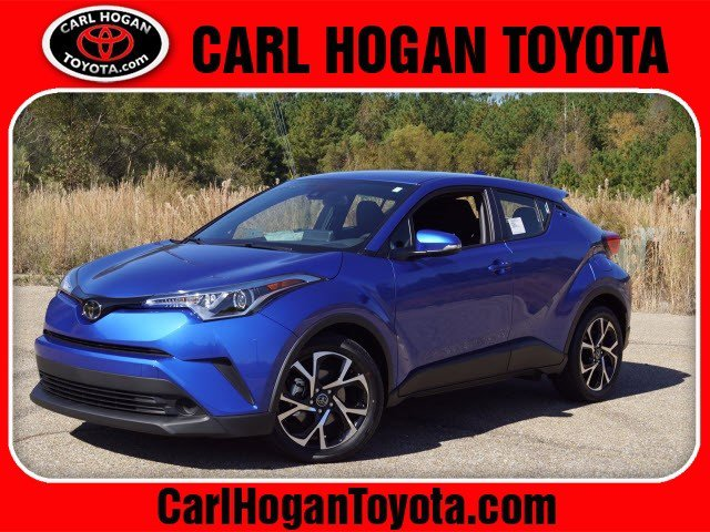 New 2019 Toyota C-HR in Columbus, MS