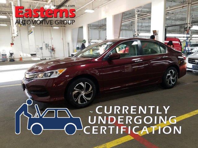 2017 Honda Accord LX 4dr Car