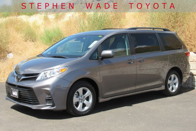 New 2020 Toyota Sienna in St. George, UT