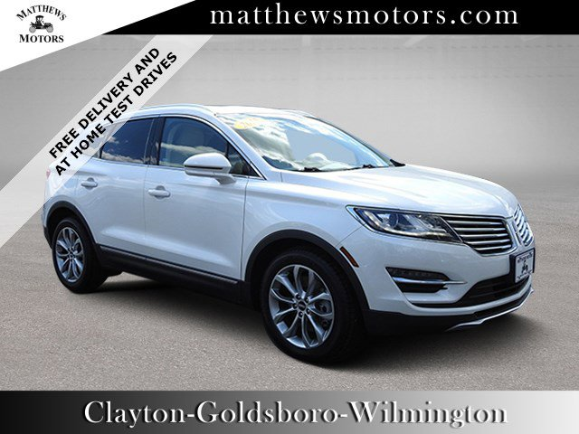 Used 2015 Lincoln MKC 2WD in Goldsboro, NC