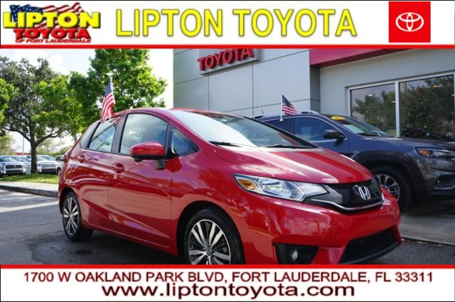 Used 2015 Honda Fit in Ft. Lauderdale, FL