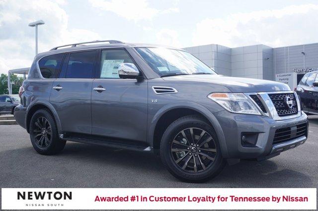 New 2019 Nissan Armada in Shelbyville, TN