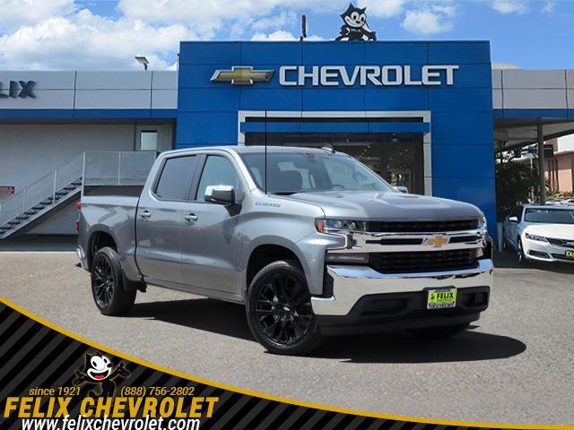 "2021 Chevrolet Silverado 1500 LT 2WD Crew Cab 147"" LT Gas V8 5.3L/325 [16]"