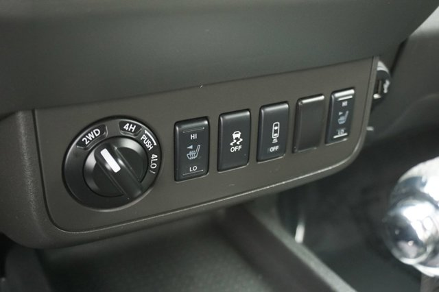 Used 2019 Nissan Frontier King Cab 4x4 SV Auto