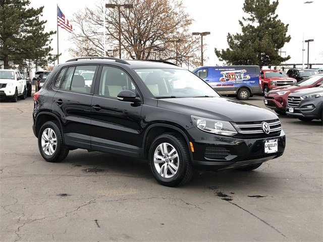 Used 2016 Volkswagen Tiguan in Fort Collins, CO