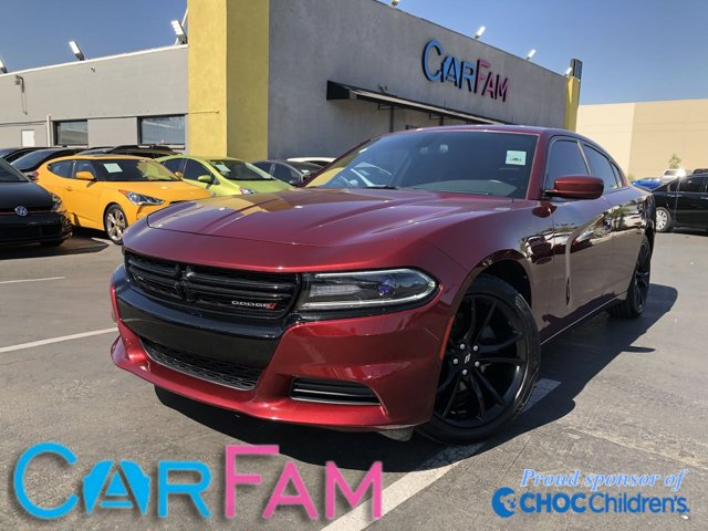 Used 2018 Dodge Charger in Rialto, CA