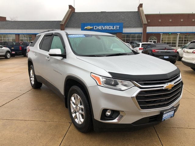 Used 2019 Chevrolet Traverse in Cleveland, OH