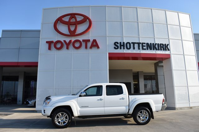Used 2015 Toyota Tacoma in Quincy, IL
