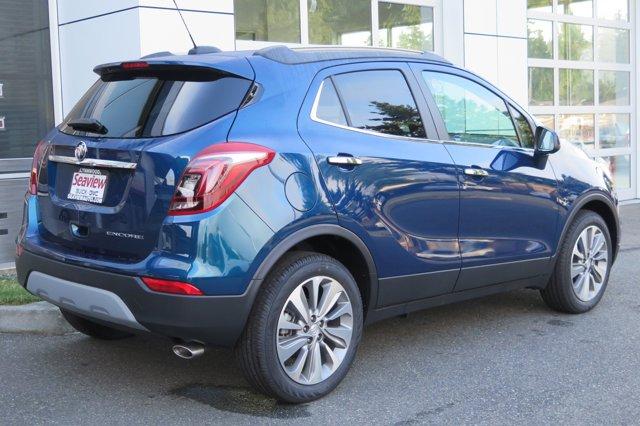 New 2020 Buick Encore FWD 4dr Preferred