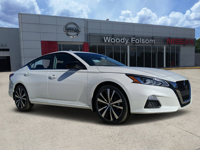 New 2020 Nissan Altima in Vidalia, GA