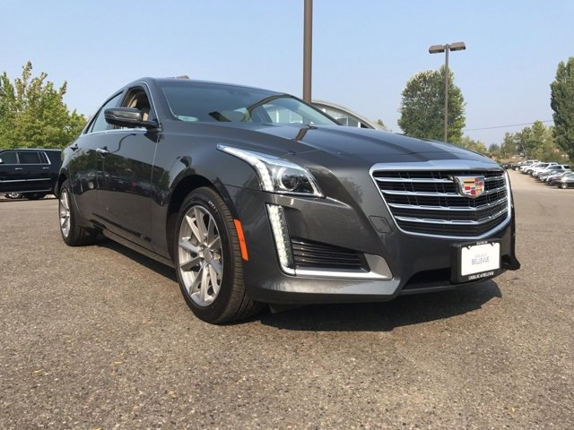 2017 Cadillac CTS Sedan 4dr Sdn 2.0L Turbo Luxury AWD