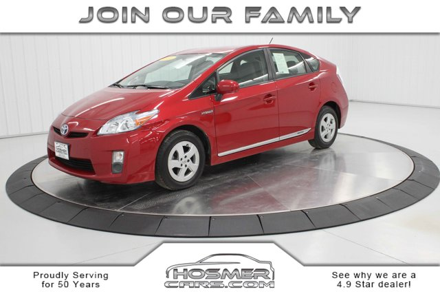Used 2010 Toyota Prius in Mason City, IA