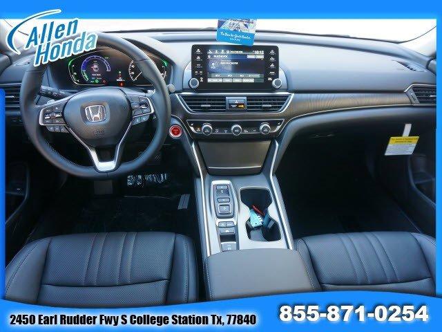 New 2020 Honda Accord Hybrid in College Station, TX
