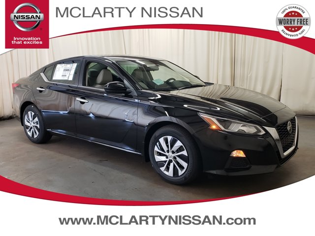 New 2020 Nissan Altima in Benton, AR
