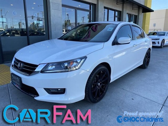 Used 2015 Honda Accord Sedan in Rialto, CA