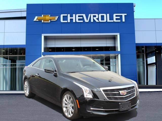 2016 Cadillac ATS Coupe Standard AWD 8216 miles VIN 1G6AG1RX8G0110118 Stock  1933596324