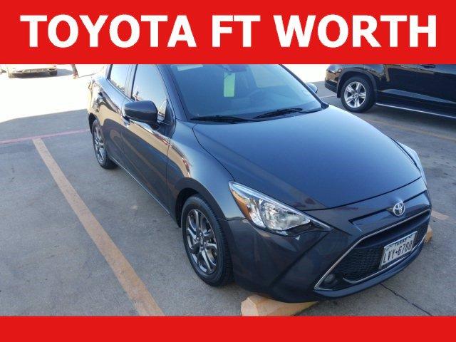 Used 2019 Toyota Yaris Sedan in Fort Worth, TX