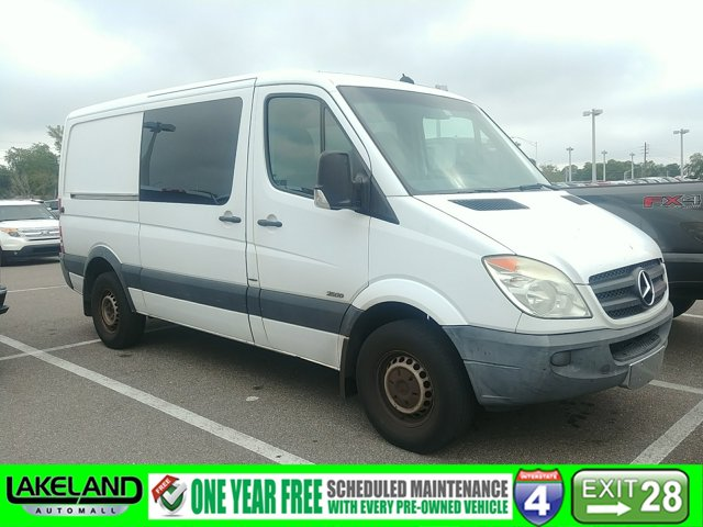 2012 Mercedes-Benz Sprinter 2500 Cargo 144 WB