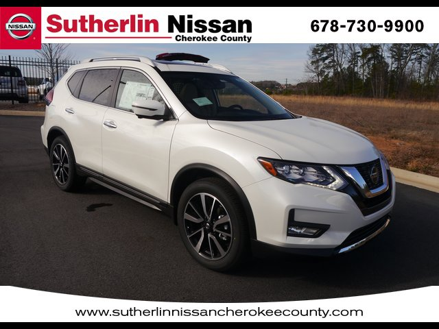 New 2020 Nissan Rogue in Holly Springs, GA
