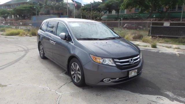 Used 2014 Honda Odyssey in Honolulu, Pearl City, Waipahu, HI