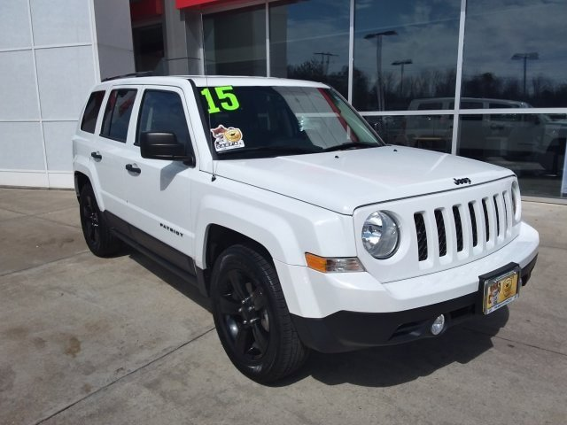 Used 2015 Jeep Patriot in Lexington Park, MD